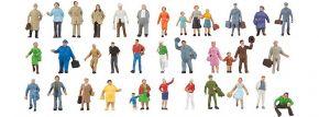 FALLER 155358 Ergänzungs-Set mit 36 Figuren | Figuren Spur N kaufen