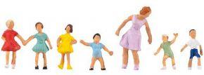 FALLER 155366 Kindergartenausflug | 7 Stück | Figuren Spur N kaufen