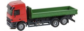 FALLER 161481 MB Actros L'02 Abrollcontainer (HERPA) | Car System | Spur H0 kaufen