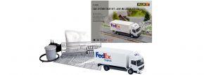 FALLER 161488 Car System Start-Set LKW MB Atego FedEx | Spur H0 kaufen