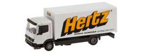 FALLER 161560 MB Atego Koffer (Hertz) Car System Modell Spur H0 kaufen