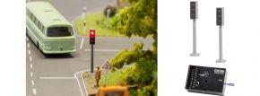 FALLER 161840 LED-Ampeln 2 Stück mit Elektronik | Car System Spur H0 kaufen