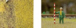 FALLER 170776 PREMIUM Streufasern Stroh | 6 mm | 30 Gramm | Anlagenbau kaufen