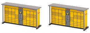 FALLER 180281 2 Packstationen DHL | Zubehör Spur H0 kaufen