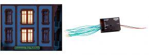 FALLER 180678 LED-Gebäudebeleuchtung mit Steuerung | Spur H0/N kaufen