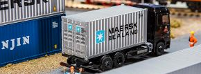 FALLER 180823 20 ft Container MAERSK SEALAND | Spur H0 kaufen