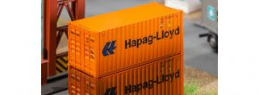 FALLER 180826 20 ft Container Hapag Lloyd | Spur H0 kaufen