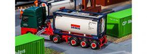 FALLER 180832 20ft Tankcontainer seaco Bausatz Spur H0 kaufen