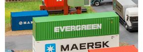 FALLER 180846 40 ft Container Evergreen | Spur H0 kaufen
