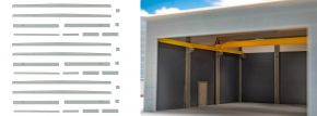 FALLER 180898 Dachträger und Wandverbinder, Goldbeck | Bausatz Spur H0 kaufen