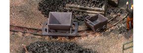 FALLER 180916 Loren und Hunten je 2 Stück für H0e Bausatz kaufen
