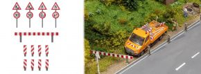 FALLER 180930 Baustellenschilder-Set Bausatz Spur H0 kaufen