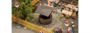 FALLER 180947 Ziehbrunnen überdacht Bausatz Spur H0 kaufen