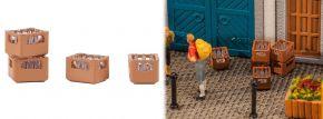 FALLER 180953 Sprudelkästen mit Flaschen 4 Stück Fertigmodell Spur H0 kaufen