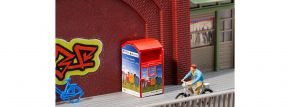 FALLER 180985 Altkleidercontainer | 1 Stück | Bausatz Spur H0 kaufen
