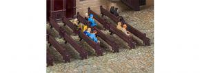 FALLER 180989 Kirchenbänke | 7 Stück | Spur H0 kaufen