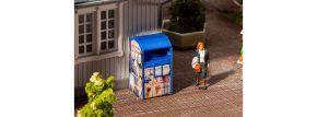 FALLER 180992 Altkleidercontainer, blau | Bausatz Spur H0 kaufen