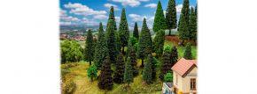 FALLER 181530 Mischwaldbäume sortiert 30 Stück 50mm bis 120mm Fertigmodelle Spur H0 kaufen