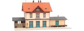 FALLER 191742 Bahnhof Ochsenhausen | Gebäude Bausatz Spur H0 kaufen