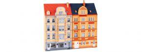 FALLER 191758 2 Stadt-Reliefhäuser, 4-stöckig | Bausatz Spur H0 kaufen