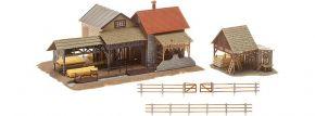 FALLER 191767 Sägemühle mit Schuppen | Bausatz Spur H0 kaufen
