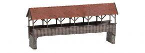 FALLER 222574 Überdachte Fußgängerbrücke Bausatz Spur N kaufen