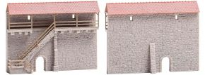 FALLER 232353 Altstadtmauer mit Treppe | Bausatz Spur N kaufen