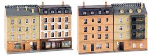 FALLER 232384 Stadthäuser mit Apotheke und Delikatessenhandel | Bausatz Spur N kaufen