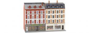 FALLER 232389 zwei sanierte Stadthäuser mit Ladengeschäften | Bausatz Spur N kaufen