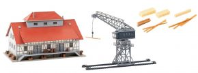 FALLER 239005 Aktions-Set Holzverladung Bausatz Spur N kaufen