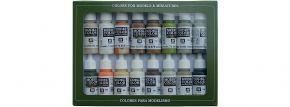 FALLER 770141 VALLEJO Farbset Erdtöne 16x17 ml kaufen