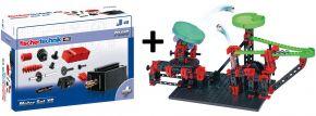 fischertechnik 545165 Profi Dynamic XM + Motor Set XS | Baukasten | 325 Teile kaufen