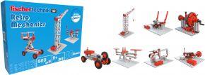 fischertechnik 559885 PROFI Retro Mechanics | 500 Teile | 30 Modelle kaufen