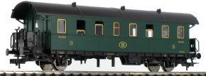 FLEISCHMANN 507611 Personenwagen 3.Kl. Serie 27 SNCB   DC   Spur H0 kaufen