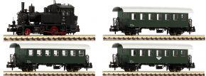 FLEISCHMANN 707086 4-tlg. Set Dampflok Rh 770 mit Personenzug ÖBB | DCC | Spur N kaufen