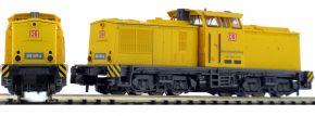 FLEISCHMANN 721014 Diesellok BR 203 gelb DB AG   DC analog   Spur N kaufen