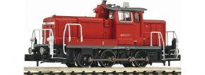 FLEISCHMANN 722402 Diesellok BR 363 DB   DC analog   Spur N kaufen