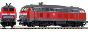 FLEISCHMANN 724218 Diesellok BR 218 DB   DC analog   Spur N kaufen