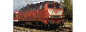 FLEISCHMANN 724220 Diesellok BR 218 DB AG | DC analog | Spur N kaufen