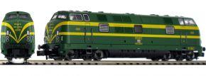 FLEISCHMANN 725010 Diesellok Serie D.340 grün/gelb RENFE   DC analog   Spur N kaufen