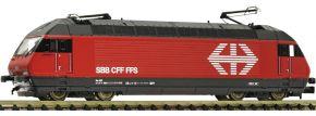 FLEISCHMANN 731402 E-Lok Re 460 SBB | DC analog | Spur N kaufen
