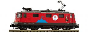 FLEISCHMANN 734094 E-Lok Re 420 294 Circus Knie SBB | DCC Sound | Spur N kaufen