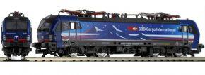 FLEISCHMANN 739390 E-Lok BR 193 Hupac/SBB | DCC Sound | Spur N kaufen