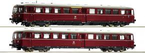 FLEISCHMANN 740100 Akkutriebwagen BR 515 mit Steuerwagen DB | analog | Spur N kaufen