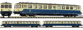 FLEISCHMANN 740101 Akku-Triebzug BR 515 oz/bg   Spur N kaufen