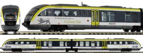 FLEISCHMANN 742008 Dieseltriebzug BR 642 3-Löwen-Takt DB AG   DC analog   Spur N kaufen