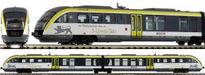 FLEISCHMANN 742098 Dieseltriebzug BR 642 3-Löwen-Takt DB AG   DCC-Sound   Spur N kaufen