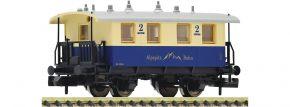 FLEISCHMANN 805304 Personenwagen 2.Klasse Zahnrad | Spur N kaufen