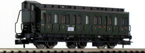 FLEISCHMANN 806501 Abteilwagen 1./2. Kl. DB | Spur N kaufen