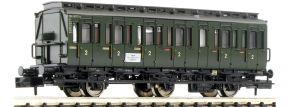 FLEISCHMANN 807002 Abteilwagen 2.Kl. DB   Spur N kaufen